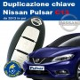 Keyless Nissan Pulsar C13 key duplication