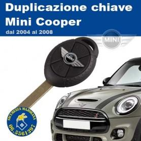 Duplicazione Chiave BMW Mini