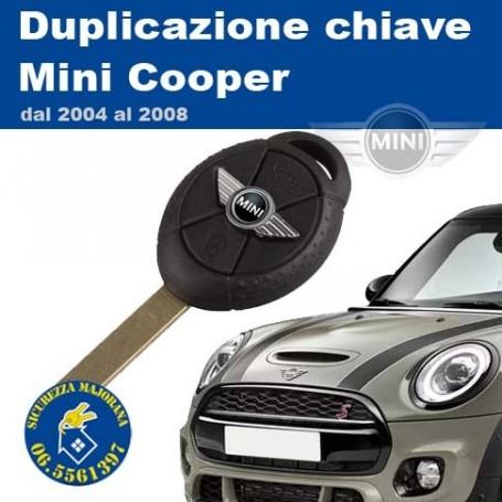 BMW Mini Key Duplication