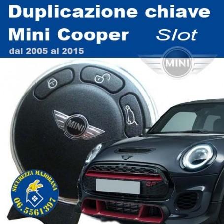 copy of BMW Mini Key Duplication