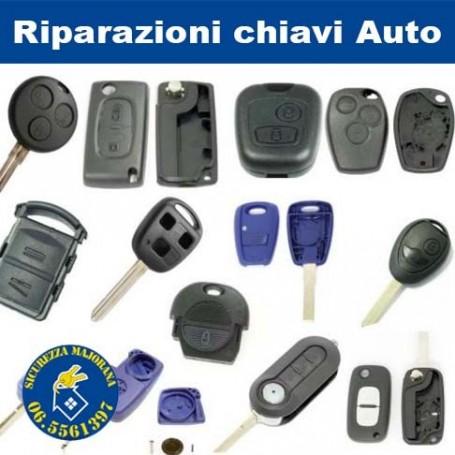 Riparazioni chiavi auto Roma