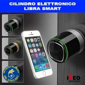 Cilindro elettronico Libra Smart Iseo