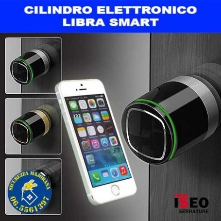 Electronic cylinder Libra Smart Iseo