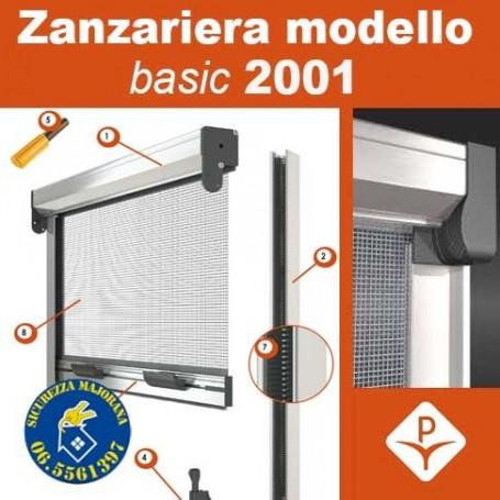 Zanzariere basic 2001 Palagina