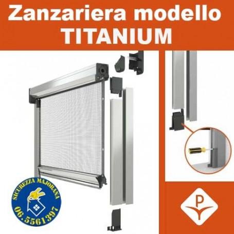 Zanzariere Titanium Palagina