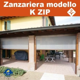 Zanzariere K Zip Palagina