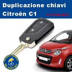 Chiave Citroen C1
