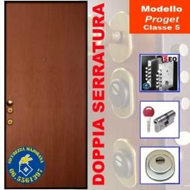 porta blindata Proget 1 anta doppia serratura