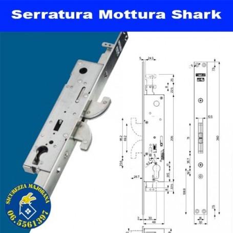 Serratura Mottura Shark