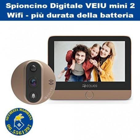 Spioncino Digitale VEIU mini 2