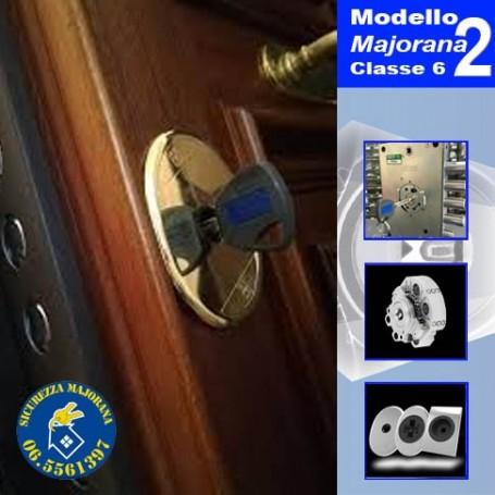 Porta blindata 3D Key Mottura