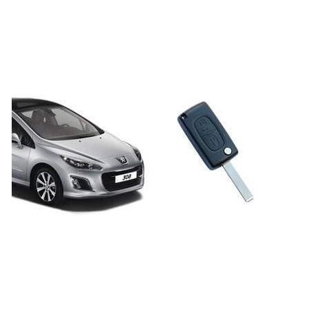 Duplicazione Chiave Peugeot