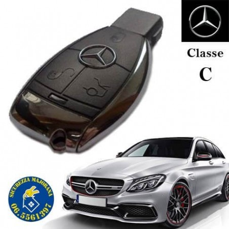 chiave Mercedes classe C