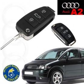 duplicazione chiave Audi A2