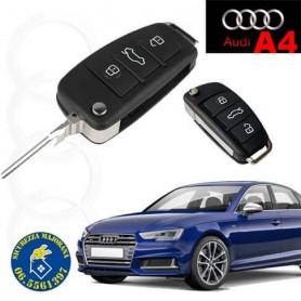 servizio duplicazione chiave Audi A4