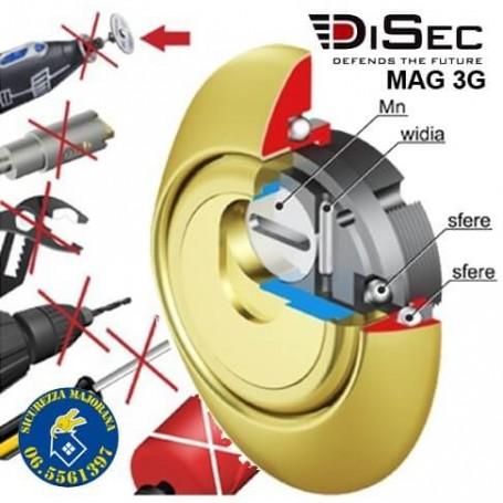 Sistema Antishock MAG3G