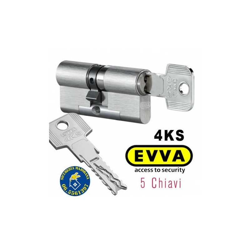 Cilindro europeo evva 4ks for Cilindro europeo migliore