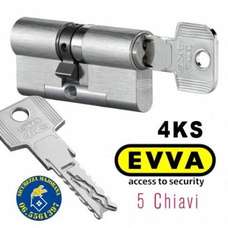 Cilindro europeo EVVA 4ks