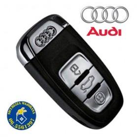 Chiave Audi a slot