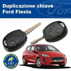 duplicazione chiave Ford Fiesta