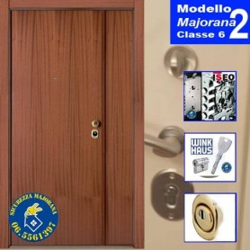 porta blindata 2 ante 1 serratura