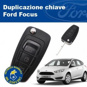 chiave ford foucus