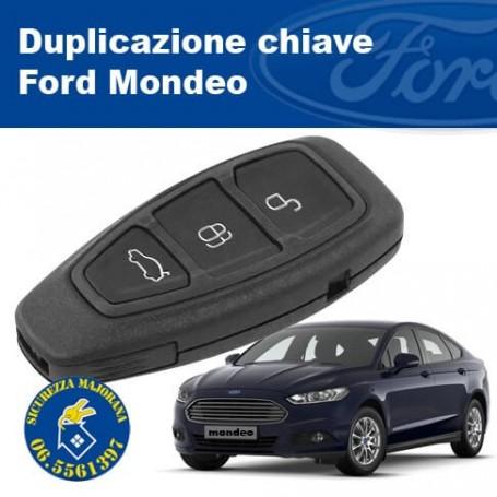 duplicazione chiave ford mondeo