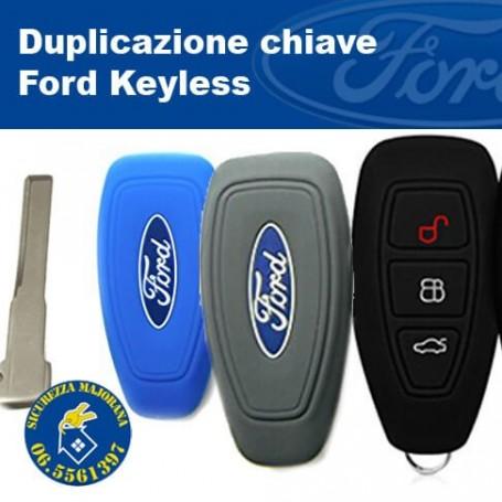 Duplicazione chiave Ford Keyless