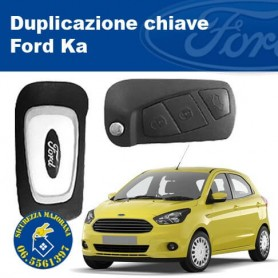 duplicazione chiave ford Ka