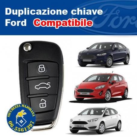 chiave auto ford compatibile