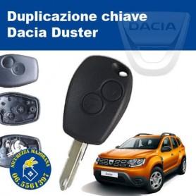 Duplicazione Chiave Dacia Duster