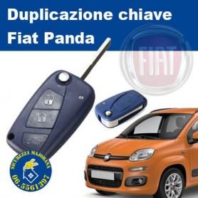 Duplicazione chiave Fiat Panda