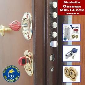 Porta blindata Omega Mul T Lock