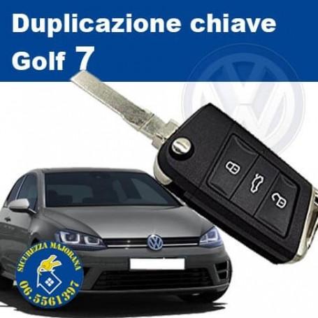 Duplicazione chiave Golf 7