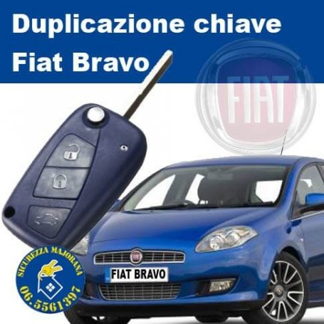 Chiave Fiat Bravo