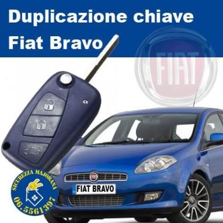 Duplicazione Chiave Fiat Bravo