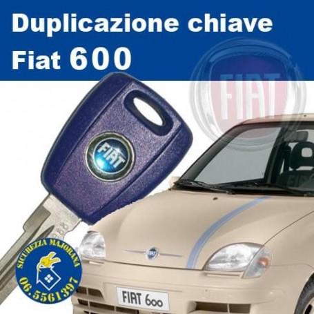 Chiave Fiat seicento