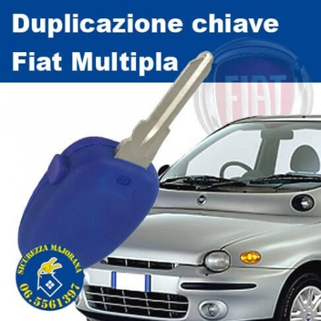 Chiave Fiat Multipla
