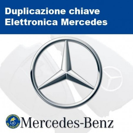 copy of Duplicazione chiave Mercedes classe B