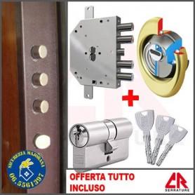 Sostituzione serratura CR anti bumping