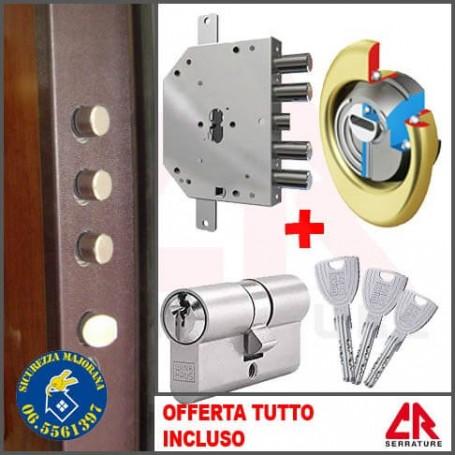 CR anti bumping lock replacement