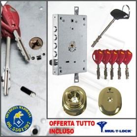 Offerta serratura Omega Plus Mul T Lock
