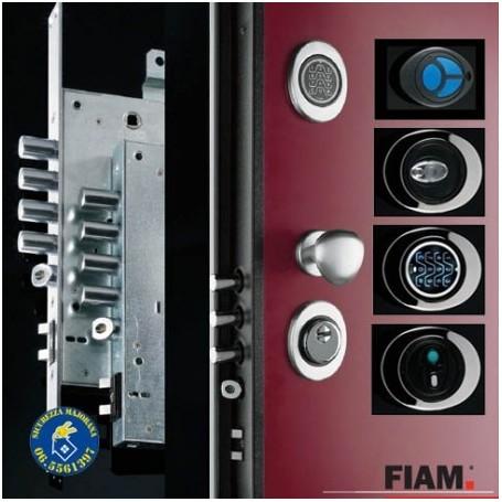 Iseo x1r smart motorized lock assembly