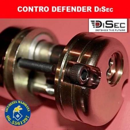 Installation Against Defender Disec Anti-shattering