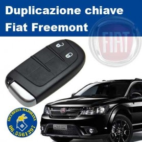 Duplicazione chiave Fiat Freemont