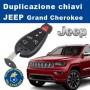 Duplicazione Chiavi Jeep Grand Cherokee
