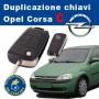 Duplicating Keys Opel Corsa C