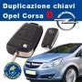 Duplicazione Chiavi Opel Corsa D