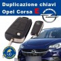 Duplicazione Chiavi Opel Corsa E