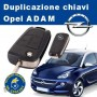 Duplication Keys Opel Adam